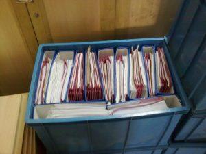 Arşiv Taşıma Hizmetleri