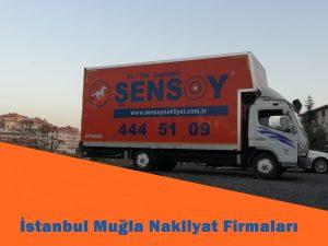 İstanbul Muğla Nakliyat Firmaları