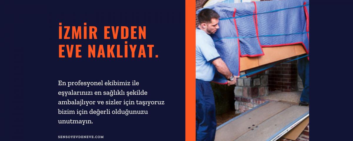 İzmir Şehirler Arası Evden Eve Nakliyat